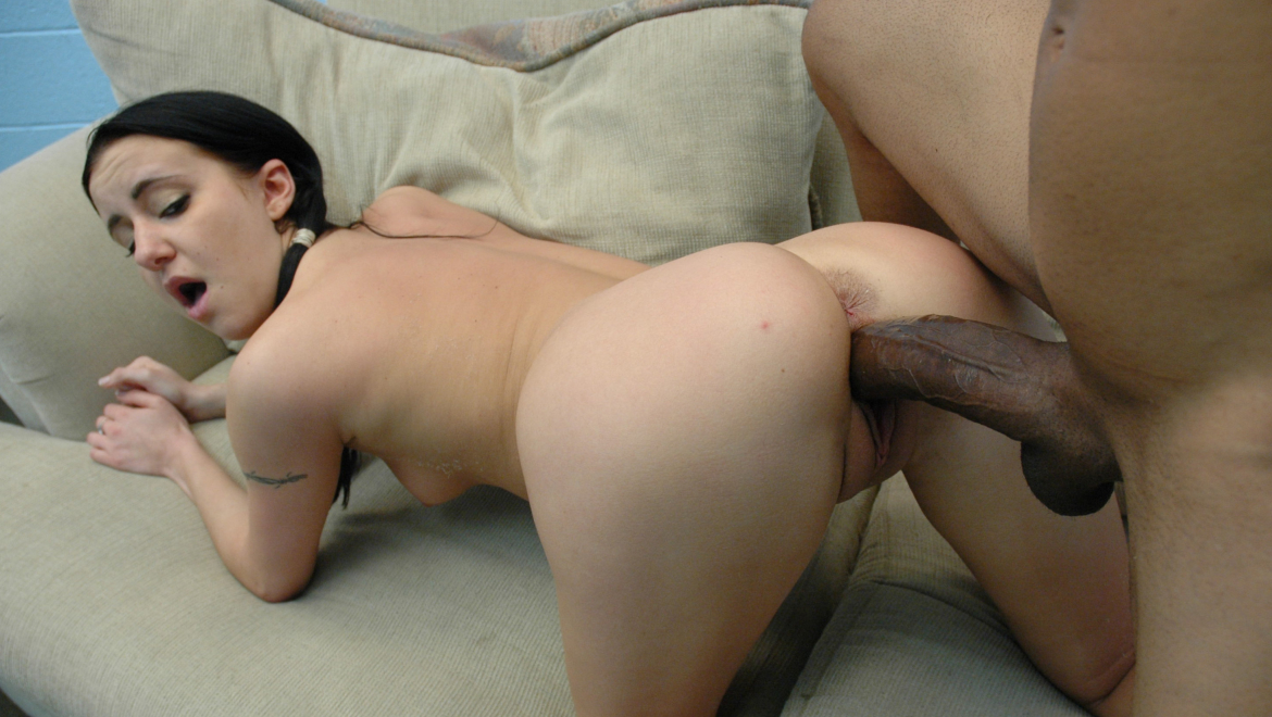 She Makes Him Suck Dick